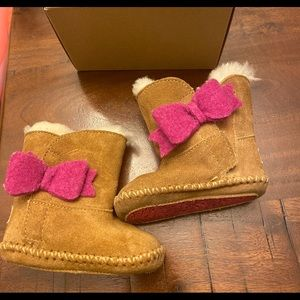 UGG boots for infant and toddlers size 1/2